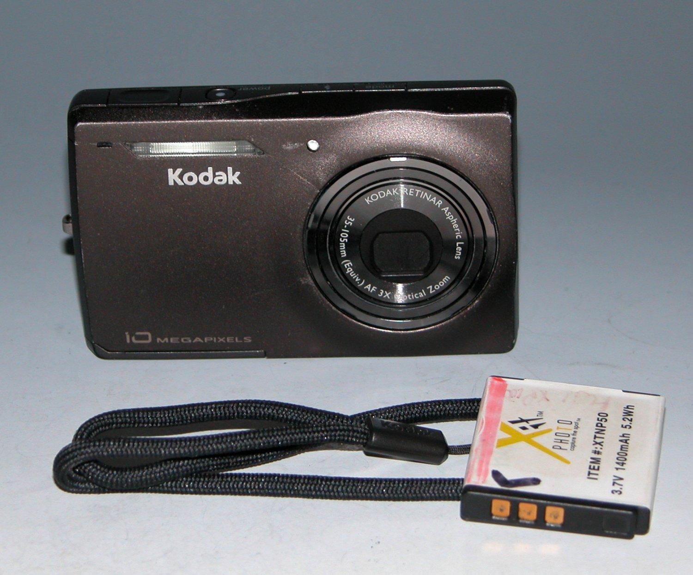 Kodak EasyShare M1033 HD 10.0MP Digital Camera - Bronze #0200