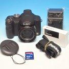 Panasonic LUMIX DMC-FZ8 7.2MP Digital Camera - Black #8173