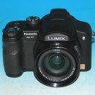 Panasonic LUMIX DMC-FZ7 6.0MP Digital Camera - Black #4095