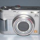 Panasonic LUMIX DMC-LZ2 5.0MP Digital Camera - Silver #6519