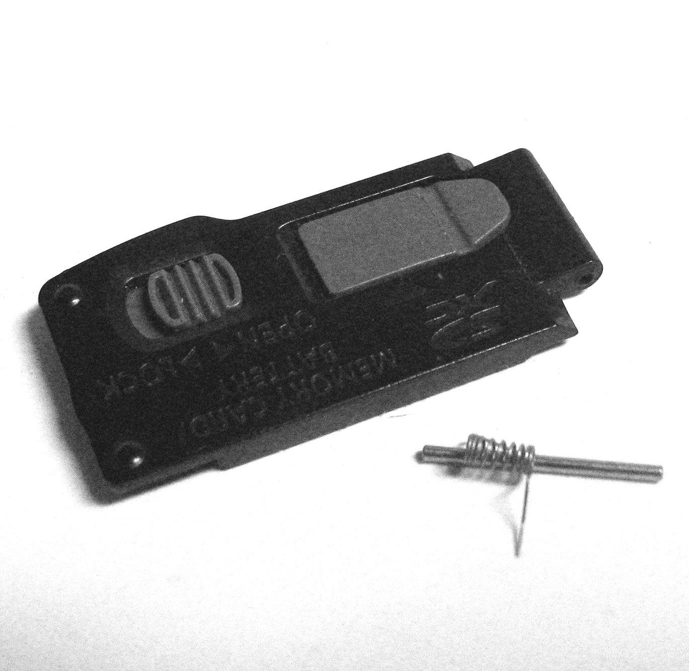 Panasonic Lumix DMC-ZS19 Battery Door Cover - Replacement Parts