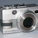 Sony Cyber-shot DSC-V1 5.0MP Digital Camera - Silver #9993
