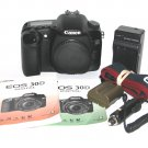 Canon EOS 30D 8.2MP Digital SLR Camera - Black (Body Only) #6659