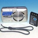 Olympus Stylus 600 Digital 6.0MP Digital Camera - Silver #1376