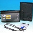 Sony Cyber-shot DSC-T300 10.1MP Digital Camera - Black #0336