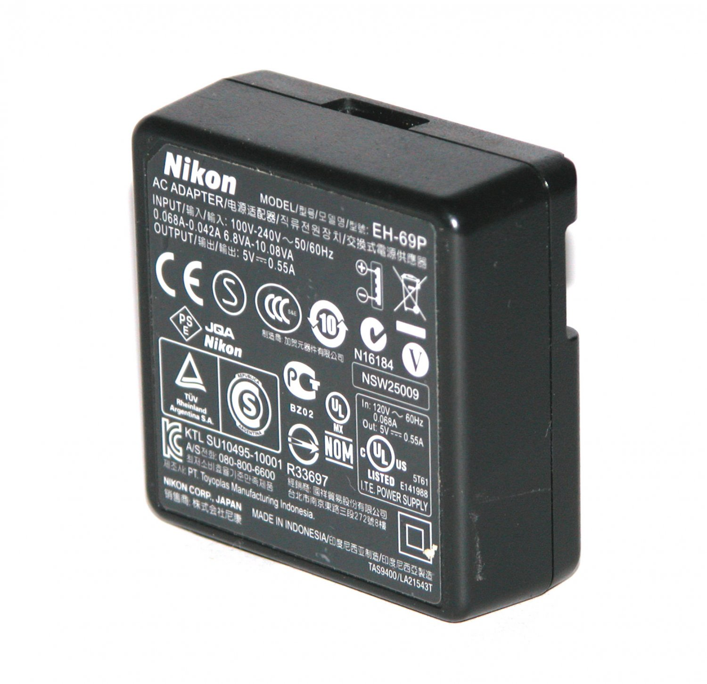 Nikon AC Adapter EH-69P