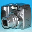 Kodak EasyShare Z700 4.0MP Digital Camera - Silver #7982