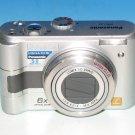 Panasonic LUMIX DMC-LZ3 5.0MP Digital Camera - Silver #1629
