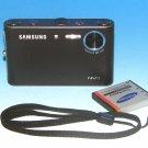 Samsung NV3 7.2MP Digital Camera - Black #1425