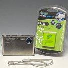Samsung NV3 7.2MP Digital Camera - Silver