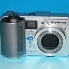 Olympus CAMEDIA C-5500 Sport Zoom 5.1 MP Digital Camera - Silver #6931