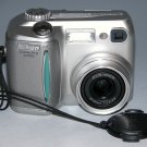 Nikon COOLPIX 4300 4.0MP Digital Camera - Silver #5145