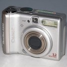 Canon PowerShot A510 3.2MP Digital Camera - Silver #7470
