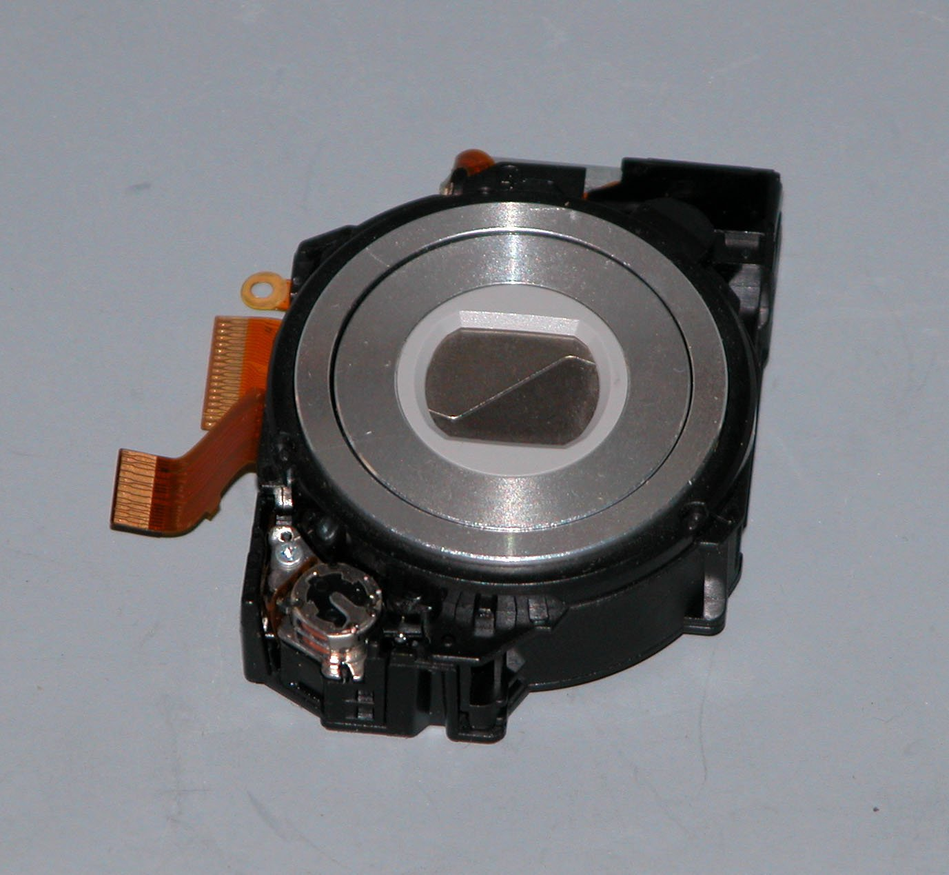 Sony Cyber-shot DSC-W510 Lens Unit with CCD Sensor - Repair Parts