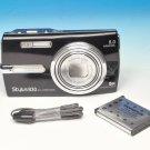 Olympus Stylus 830 8.0MP Digital Camera - Black #7598