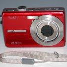 Kodak EasyShare M1063 10.3MP Digital Camera - Red #NS