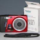 Kodak EasyShare M530 12.0MP Digital Camera - Red #3939
