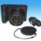 Kodak EasyShare Z8612 IS 8.1MP Digital Camera - Black #3393