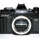Minolta X-700 35mm SLR Film Camera Body Only #2087