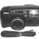 Nikon Zoom Touch 800 35mm Point & Shoot Film Camera