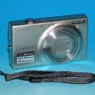 Nikon COOLPIX S6100 16.0MP Digital Camera - Silver #8060