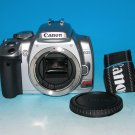 Canon EOS Digital Rebel XTi / EOS 400D 10.1MP Digital SLR Camera - Silver #4133