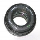 Sakar MC Auto 50mm f/1.7 Manual Focus Lens - Pentax K Mount
