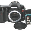 Pentax ist DL 6.1MP Digital SLR Camera (Body Only #3837) - Shutter Count 907