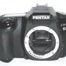 Pentax K110D 6.1MP Digital SLR Camera (Body Only #4424) - Shutter Count 1453
