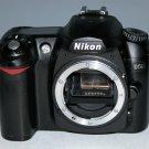 Nikon D50 6.1 MP Digital SLR Camera(Body Only) #3332 ** Only 595 Clicks **