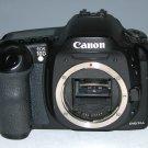 Canon EOS 10D 6.3MP Digital SLR Camera - Black (Body Only) #4356