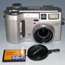 Konica Minolta DiMAGE S414 4.0MP Digital Camera  #1469