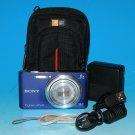 Sony Cyber-shot DSC-W730 16.1MP Digital Camera - Blue #7907