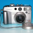 Canon PowerShot G2 4.0MP Digital Camera  #1010