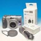 Canon PowerShot G3 4.0MP Digital Camera - Silver #0007