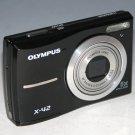 Olympus X-42 12.0 MP Digital Camera - Black #3764