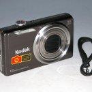 Kodak EasyShare MD81 12.4MP Digital Camera - Black #3697