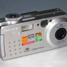 Sony Cyber-shot DSC-P3 2.8MP Digital Camera - Silver #1537