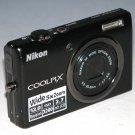 Nikon COOLPIX S570 12.0MP Digital Camera - Black #9543
