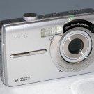 Kodak EasyShare MD853 8.2MP Digital Camera - Silver #4112