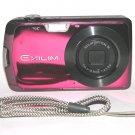 Casio EXILIM EX-S7 12.1MP Digital Camera - Purple