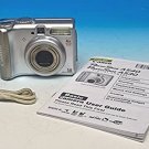 Canon PowerShot A530 5.0MP Digital Camera - Silver #2663