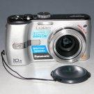 Panasonic LUMIX DMC-TZ1 5.0MP Digital Camera - Silver #2765