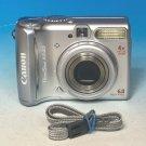 Canon PowerShot A540 6.0MP Digital Camera - Silver #6863