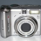 Canon PowerShot A570 IS 7.1MP Digital Camera - Silver #3665