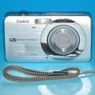 Casio EXILIM ZOOM EX-Z85 9.1 MP Digital Camera - Light Blue # 5551