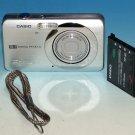Casio EXILIM ZOOM EX-Z85 9.1 MP Digital Camera - Light Blue # 1521