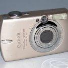 Canon PowerShot Digital ELPH SD550 7.1MP Digital Camera - Beige #5752