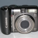 Canon PowerShot A590 IS 8.0MP Digital Camera #1390