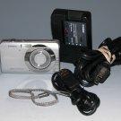 Casio EXILIM ZOOM EX-Z80 8.1MP Digital Camera - Silver #9985